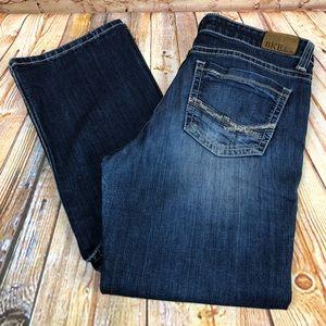 BKE Dakota Bootcut Stretch Blue Jeans Denim Pants
